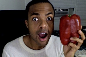 Oh my God, Becky! Look at that PEPPER! It's sooooo BIG …