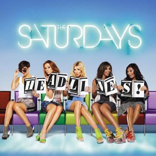 The Saturdays Headlines EP