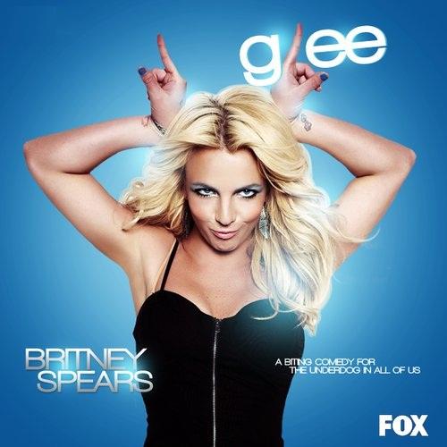 Britney Spears on Glee