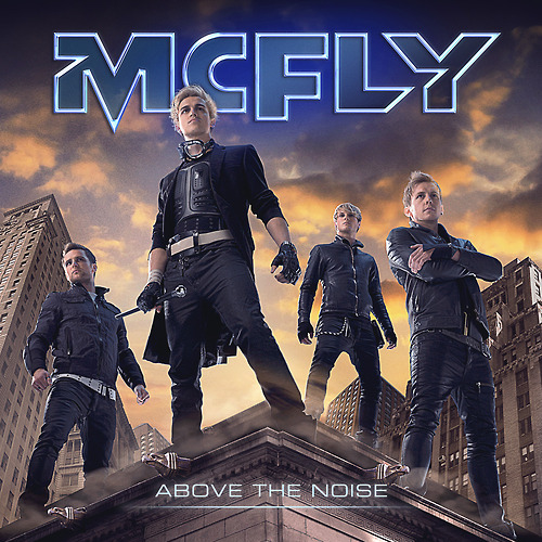 Mcfly above the noise
