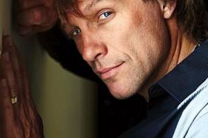 Man Crush of the Day: Rock legend Jon Bon Jovi