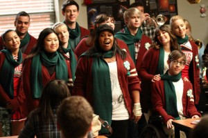 "Glee: ""A Very Glee Christmas"" Quotes"