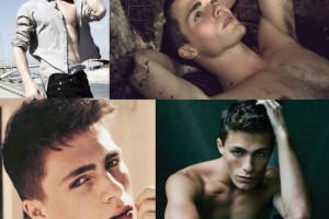 Man Crush of the Day: Actor and model Colton Haynes