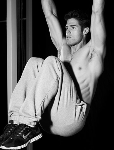 Chad White Details Magazine March 2011