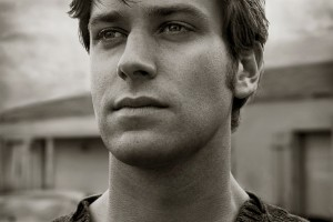 Man Crush of the Day: Actor Armie Hammer