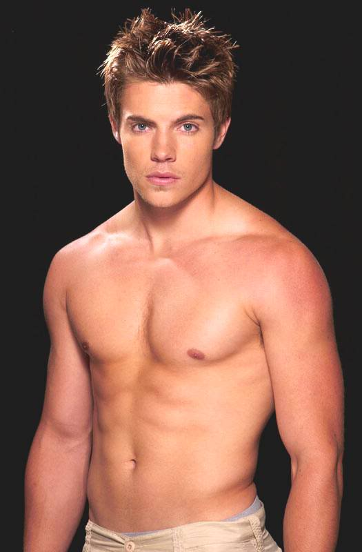 Shirtless josh henderson