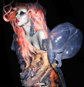 Lady Gaga by Nick Knight