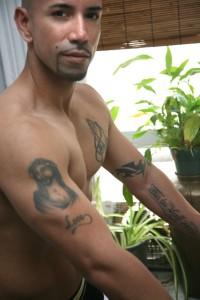 Justin Hernandez Naked in New York City blog