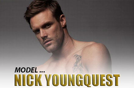 Nick Youngquest | Model
