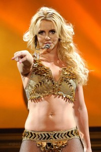 Britney Spears Femme Fatale Tour