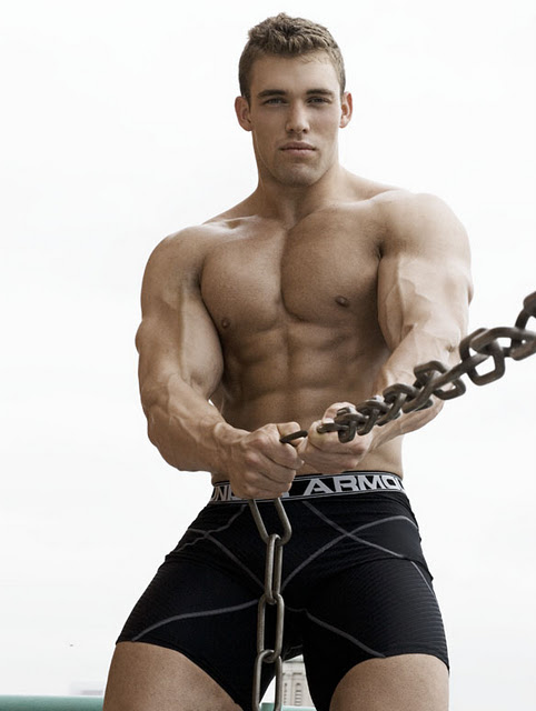 Erik | Chain Exercise | Muscle