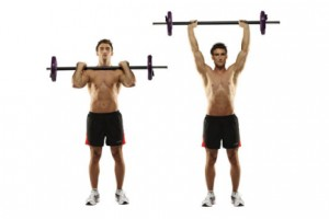 Mastering the Shoulder Press