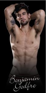Benjamin Godfre   Male Model