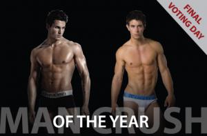 2011 Man Crush of the Year