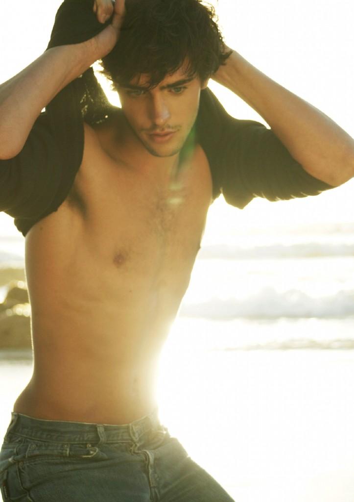 Stephen Walker   Male Model