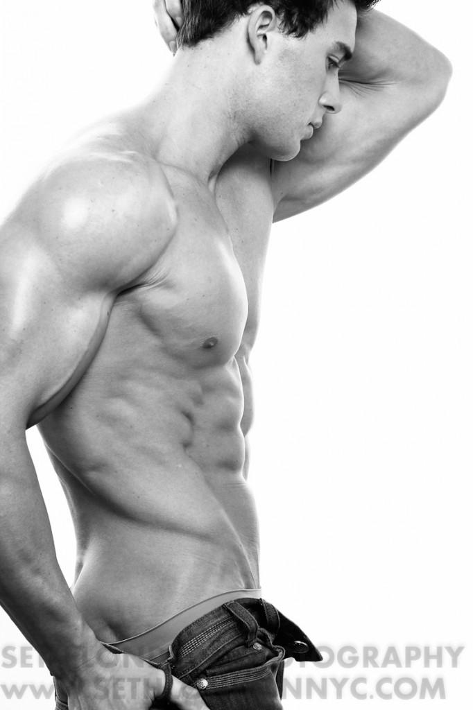 Silver Models NYC | Seth London