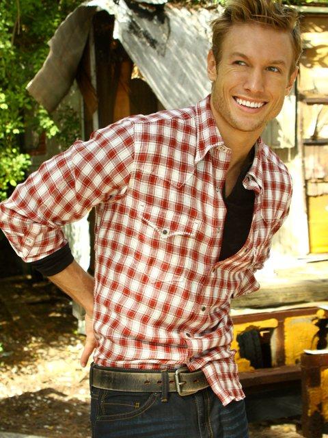 Jeff Kasser | Male Model