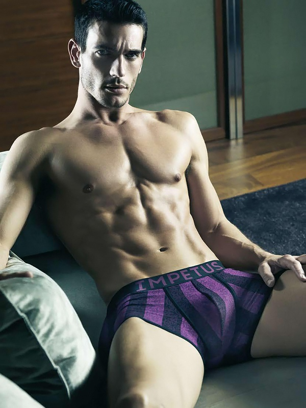 Josh Kloss | Male Model | Impetus Underwear