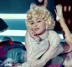 Madonna Give Me All Your Luvin Music Video