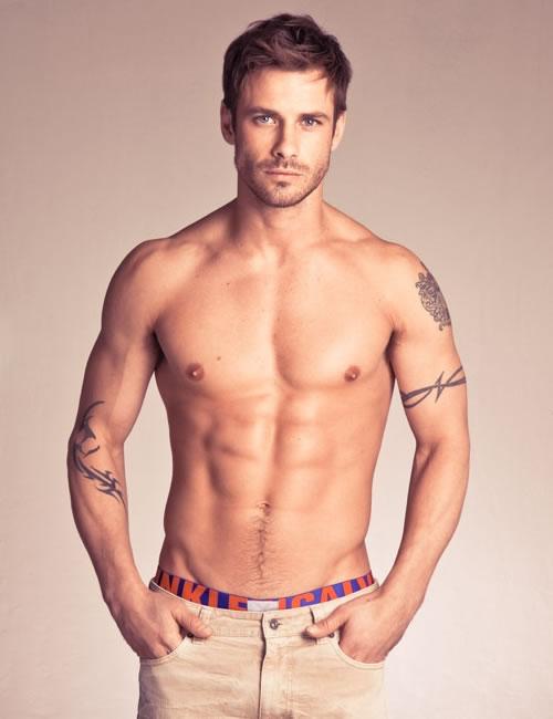 Andrew Stetson | Male Model