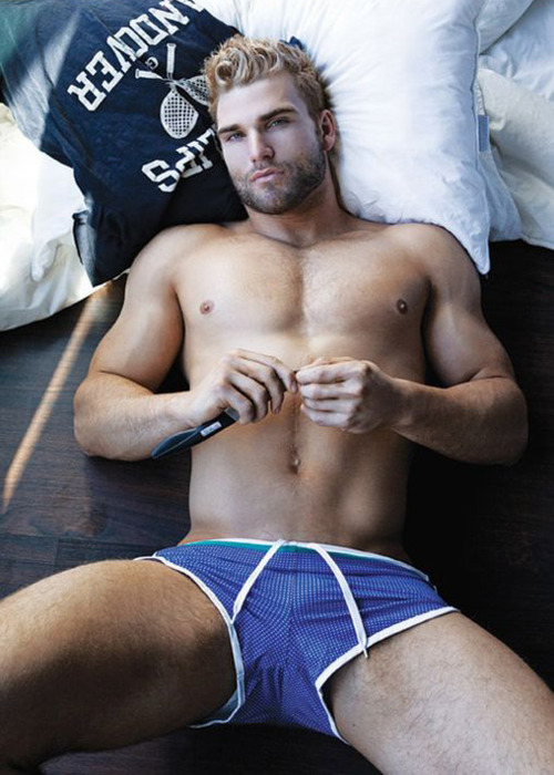 Bryan Sheaffer | Male Model | Rick Day | DNA Magazine