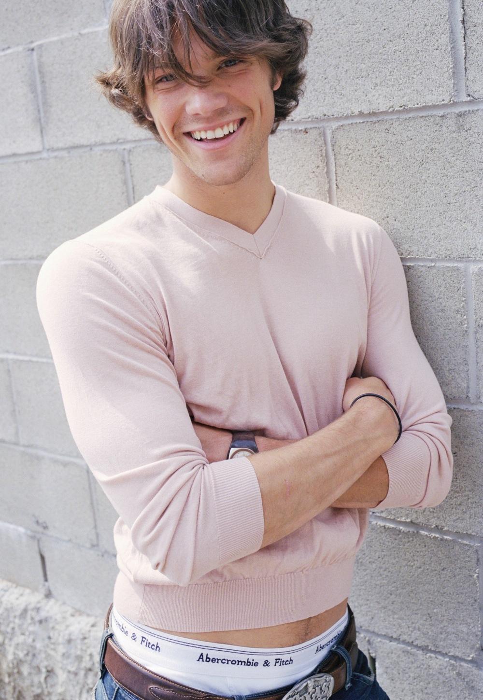 Man Crush Of The Day Supernatural Actor Jared Padalecki