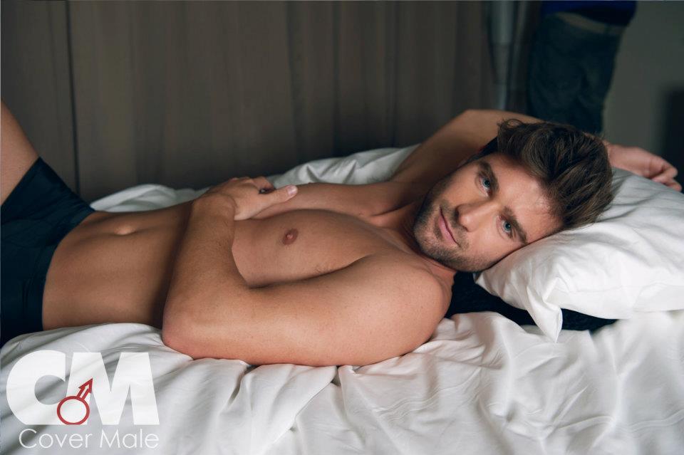 Cover Male | Underwear | 2012