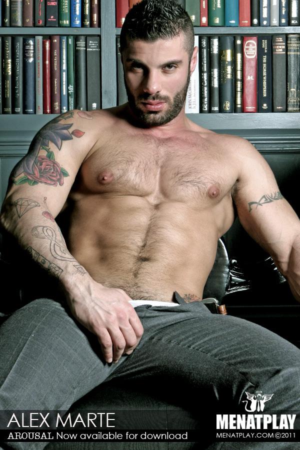 Alex Marte | Men At Play | Gay Porn
