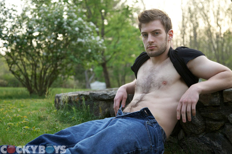 Porn Crush of the Day: Max Shepherd for Picture This