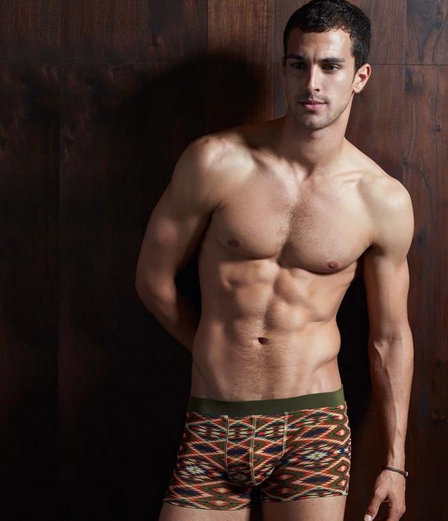 Clint Mauro   Simons Underwear