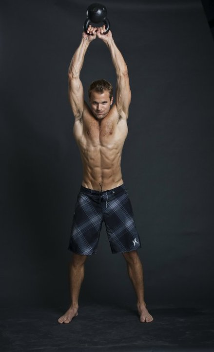 Man Crush of the Day: Fitness model Chris Ryan | THE MAN