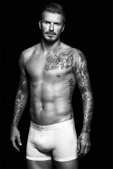 David Beckham | H&M | Ph: Alasdair McLellan