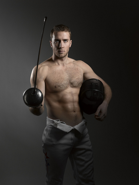 Soren Thompson | Fencing | 2012 Olympics