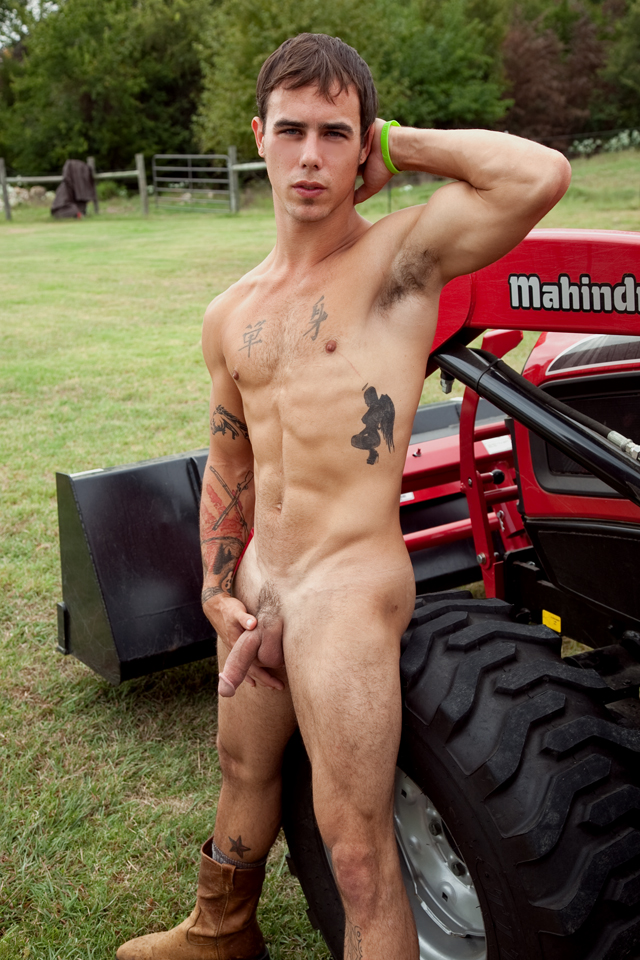 Southern guy naked mouth