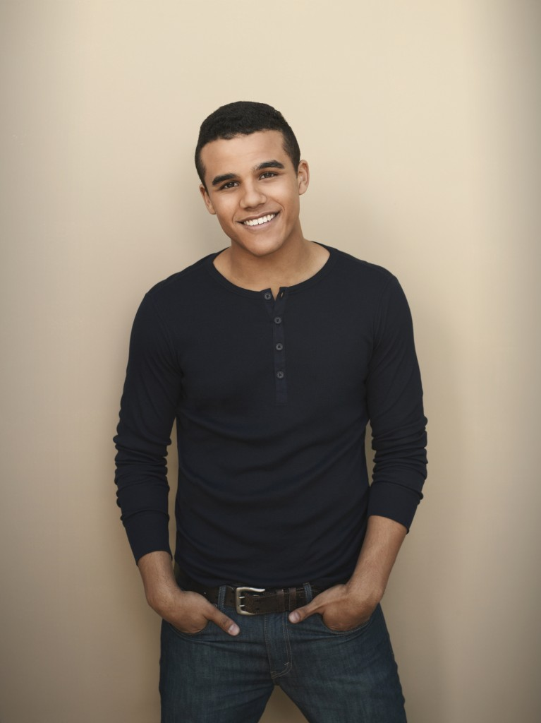 Jacob Artist | Faces of Fox | Glee