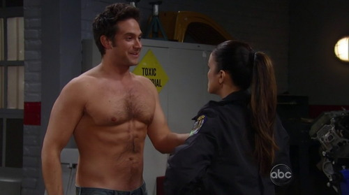 Man Crush Of The Day General Hospital Actor Brandon