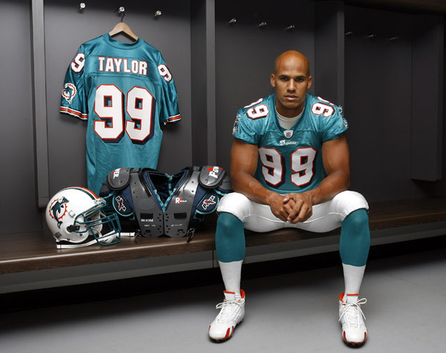 Jason Taylor | Football