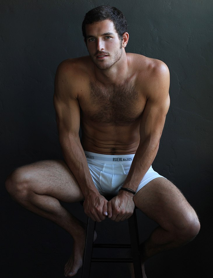 Justice Joslin | Model & Athlete