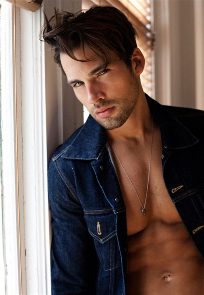 Ryan Vigilant   Male Model