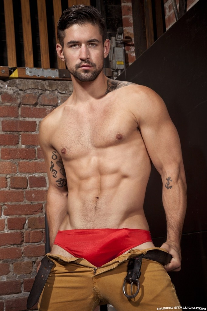 Benjamin Godfre | Raging Stallion
