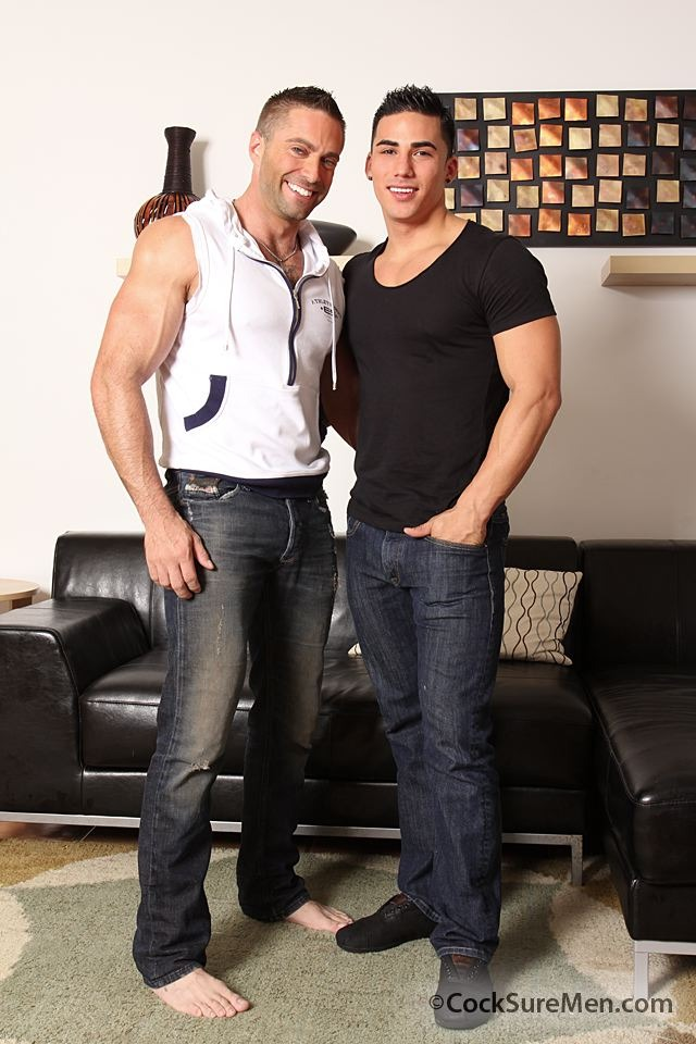 Topher DiMaggio, Jake Genesis | Cocksure Men