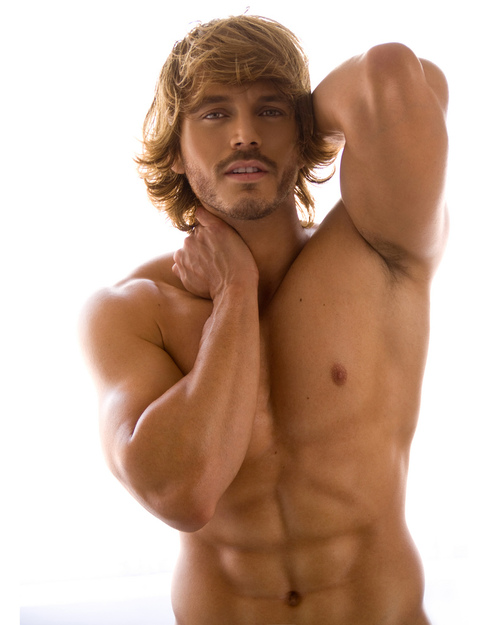 Porn Crush of the Day: Model Franklin David | THE MAN