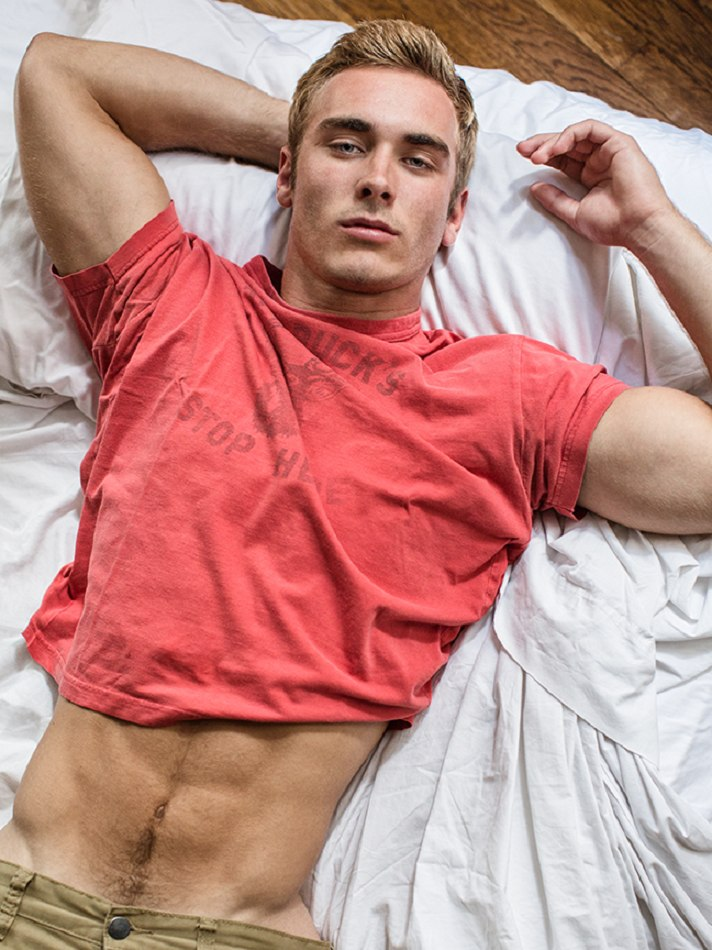 Greg Petersen | Male Model