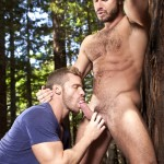 Jessy Ares, Landon Conrad | Raging Stallion