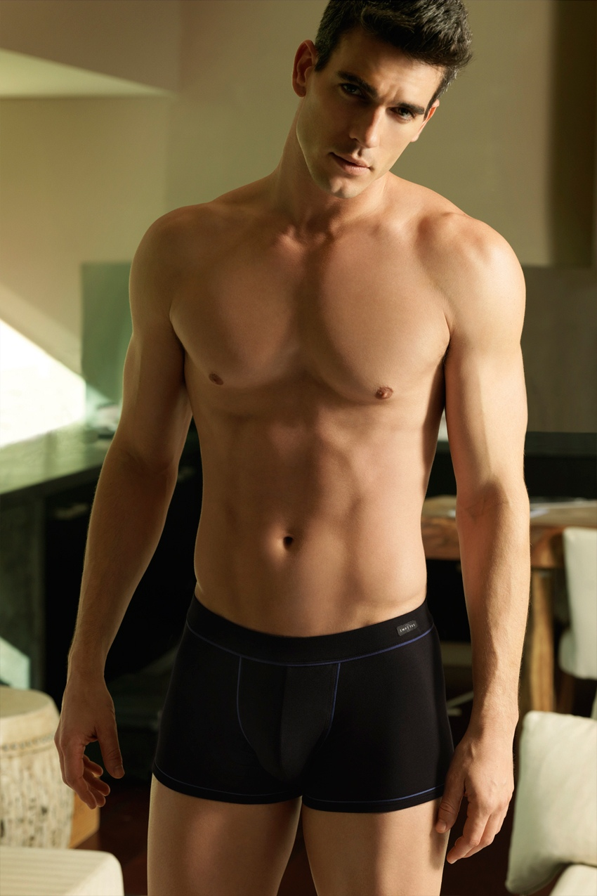 Eye Candy: Model Joshua Kloss for Impetus Underwear 2013 ...