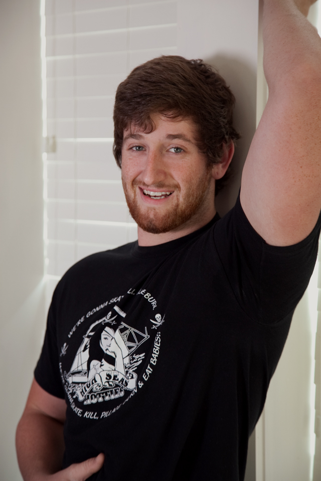 Porn Crush of the Day: Justin B. from Southern Strokes