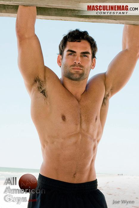 Colby Erskin   Male Model