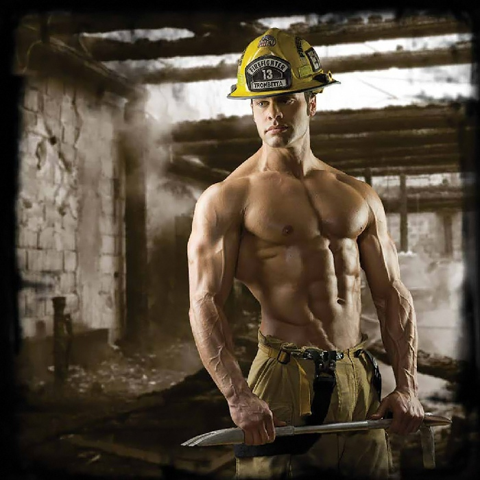 Colorado Firefighter 2013 Calendar