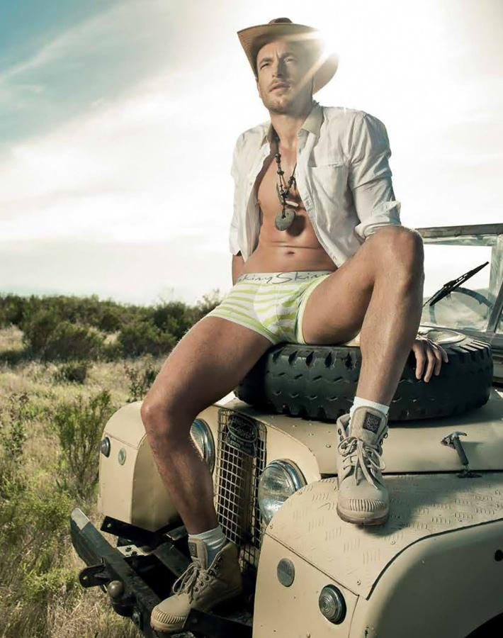 John Esposito   Skiny Underwear
