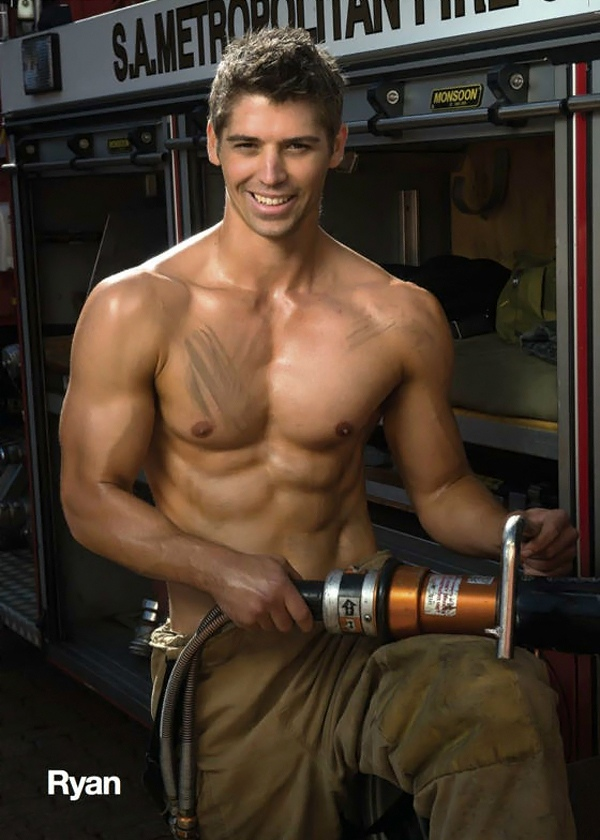 Eye Candy South Australian Firefighters Calendar 201314  The Man Crush Blog-8831